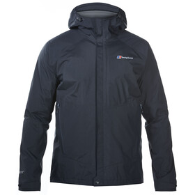 Berghaus Paclite Storm Jacket Herren black/black